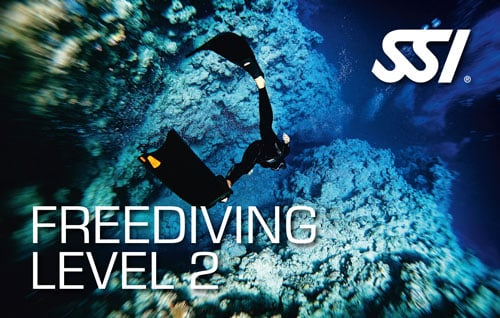 Freediving SSI Level 2 Course
