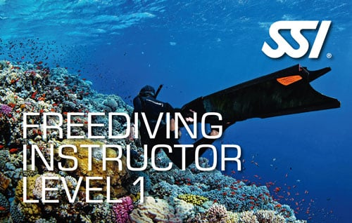 SSI Freediving Instructor Level 1