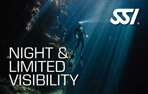 Night Diving Speciality Course