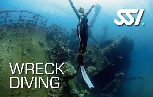 Wreck Diving Speciality Course