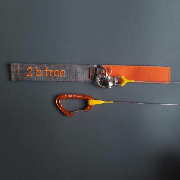 2b Free Freediving Lanyard