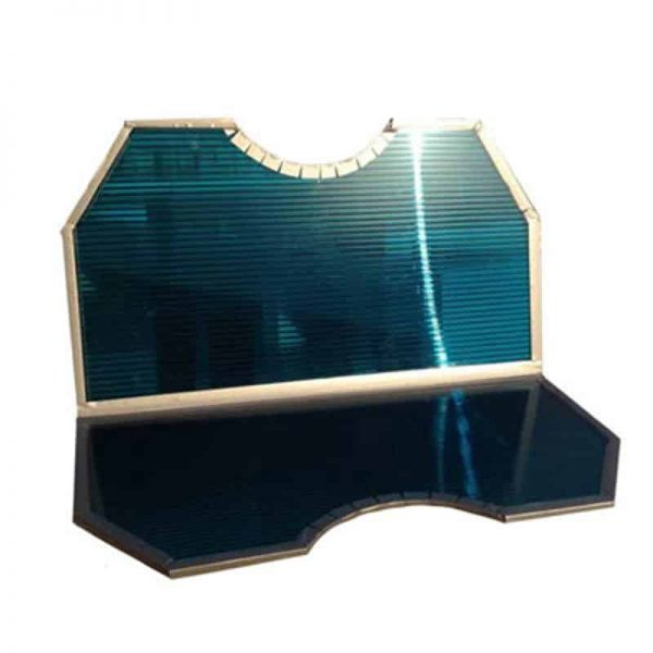 Monofin Protection Plate