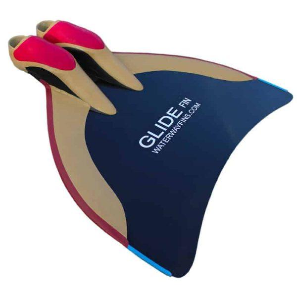 WaterWay FishTail Glide Monofin