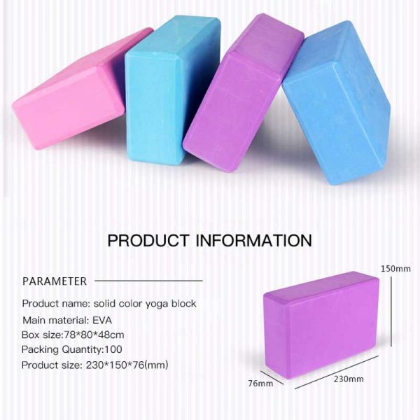 Foam Yoga Brick