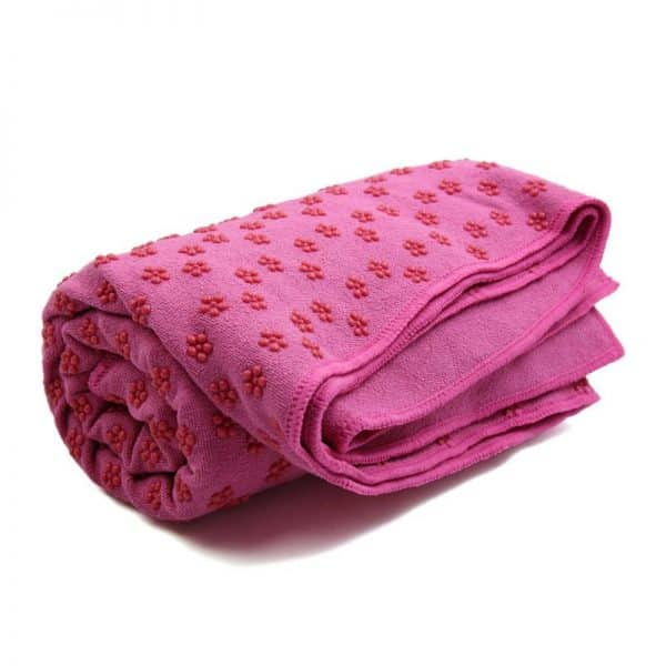 Microfiber Yoga Towel with Carrying Bag