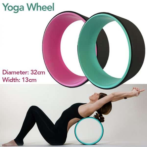 Backward Bend Dharma Yoga Wheel