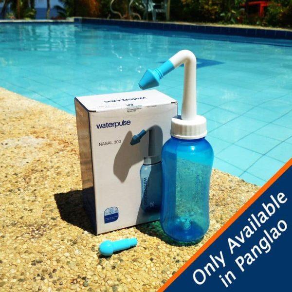 Waterpulse Sinus Rinsing Bottle 300ml