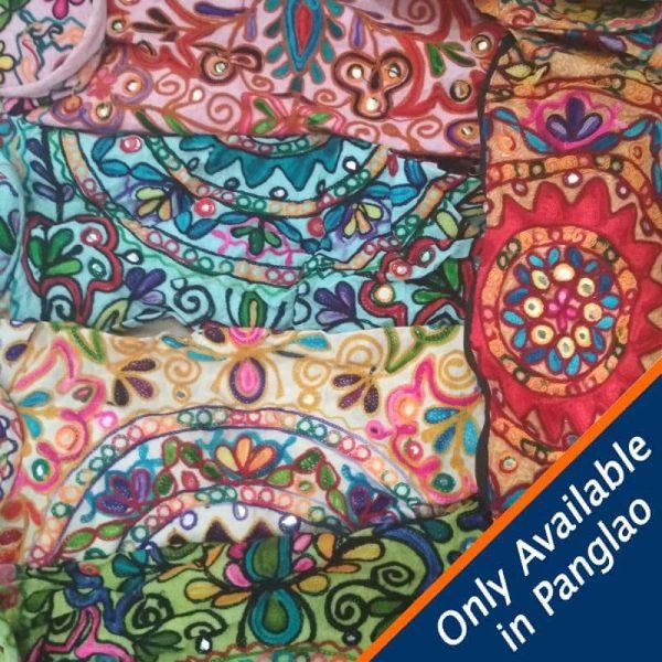 Handmade Rishikesh Yoga Bag