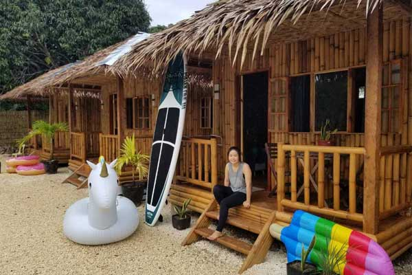 eco-friendly bungalows