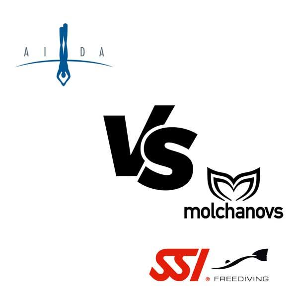 AIDA vs SSI and Molchanovs