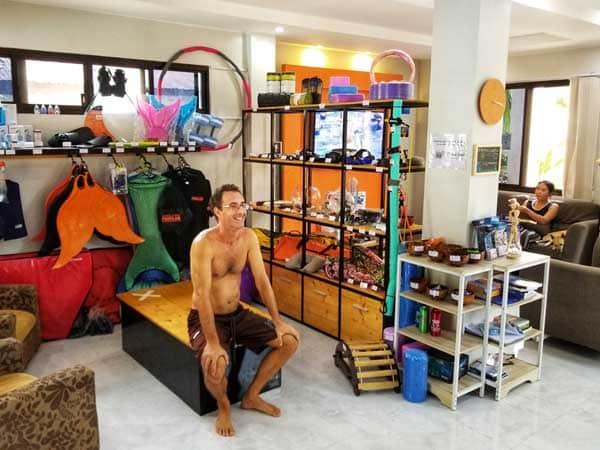 Freedive Shop