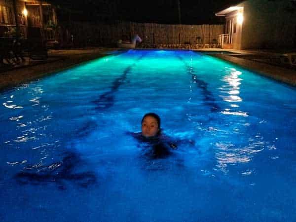 Night Freediving