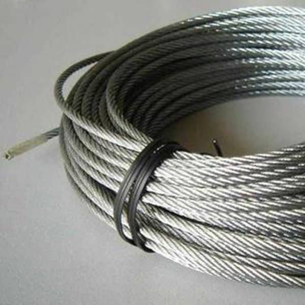 Stainless Steel 316 Marine Grade Cable with Plastic Cover