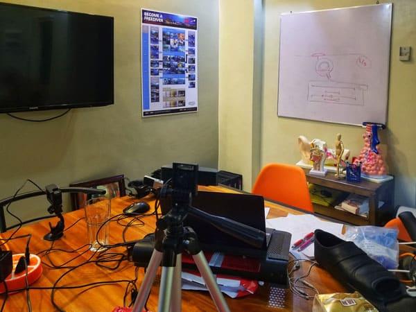 Learn Freediving Online - Classroom