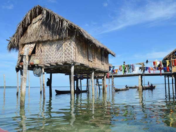 History of Freediving Sama-Bajau