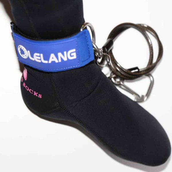 Lelang Freediving Lanyard Ankle