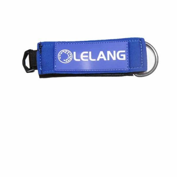 Lelang Freediving Lanyard Blue Strap