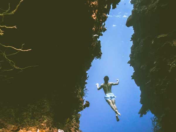 Napaling Reef Crack