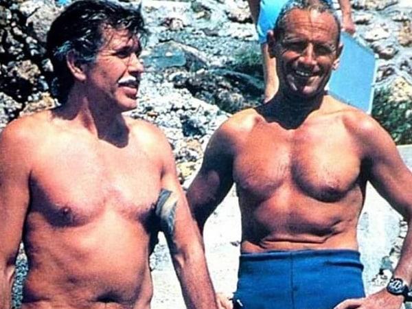 Enzo Maiorca & Jacques Mayol