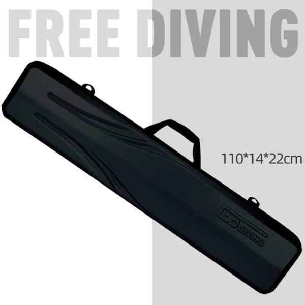 Hard Freediving Fin Case