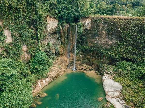 Caamugao Waterfall